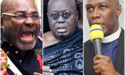 Ken Agyapong Faces Prophet Kofi Oduro Boot For Boot After Calling Akufo Addo A Big Hypocrite