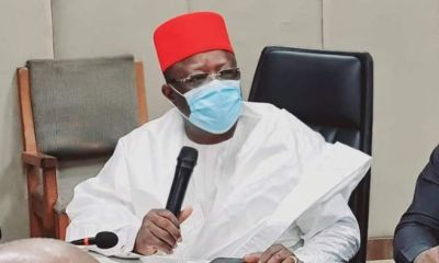 Governor Umahi Calls For Peace Between Uzodimma And Okorocha