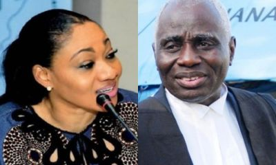 It Is All Lies: None of The Candidates Won 50% – Tsatsu Tsikata Boldly Exposes Jean Mensa (VIDEO)