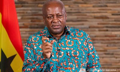 Full Text: Mahama's Reaction To Supreme Court Dismissal of His Election Petition