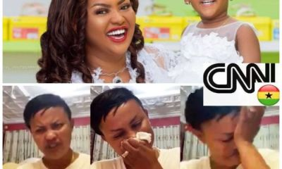 Nana Ama McBrown Allegedly Not The True Mother Of Baby Maxin - Popular Prophet Makes A Bold Revelation