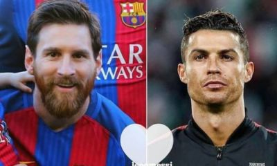 (VIDEO) Watch All The Greatness Of Ronaldo and Messi In 2021