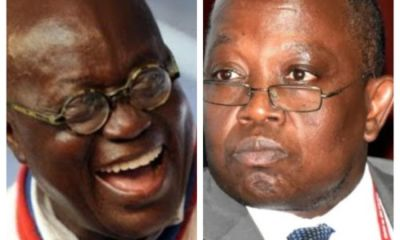 Akufo Addo Finally Sacks 60-Year Old Domelevo From Auditor General