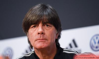Joachim Low To End His Contract With The German National Team