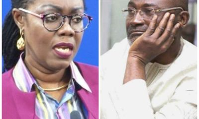Ken Agyapong Boldly Reveals Why NPP MP, Ursula Owusu's Husband Has Only Employed Foreigners In His Eye Clinic