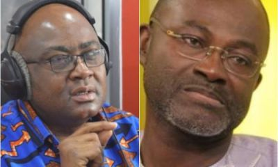 NDC Tried To Assassinate Kennedy Agyapong Because They Hate Him- Ben Ephson Makes A Serious Revelation