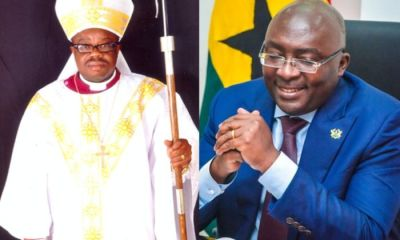 You Are The Chosen One- Anglican Bishop Prophecy To Bawumia