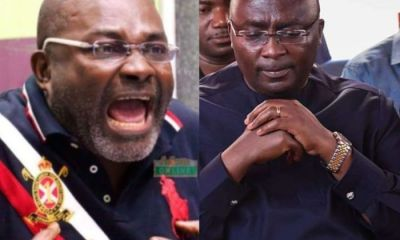 I Hate This Attitude: Sit Back If You Cannot Lead The Party Anymore- Kennedy Agyapong Throws Fire On NPP Executives