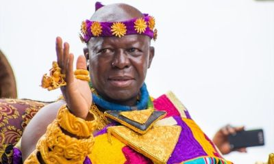 What Is Happening In Our Country- Otumfuo Charges Transport Ministry To Assess Cars That Ply Our Roads