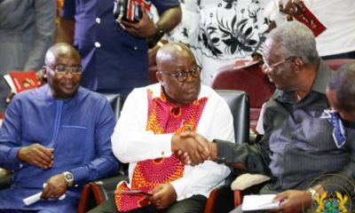 You Are Hypocrite Learn From Agyekum Kufuor And Openly Declare Support For Bawumia – Akufo-Addo Told