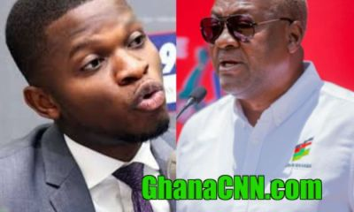 We Are Fed Up, We Don't Want You To Be Our President Anymore- Angry Sammy Gyamfi Speaks