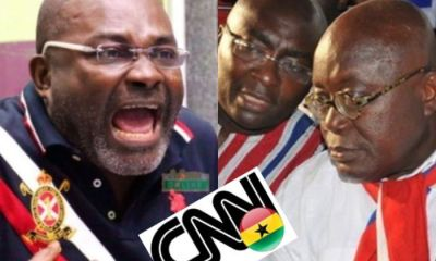 Over My Dead Body: I Will Not Sit Down And Allow This To Happen NPP- Kennedy Agyapong Exposes Party Executives