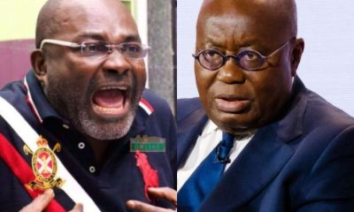 Don't Just Sit Down And Watch Them,They Are Taking Us Back To Opposition If You Don't Know- Angry Kennedy Agyapong Drops A Bombshell