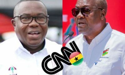 John Mahama Is NDC's Only Living President; We Look Up To Him For Everything – National Chairman Of NDC