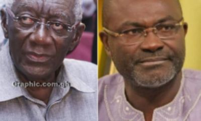Kufour Is Defrauding Poor People And Stealing Their Lands - Kennedy Agyapong Blows Another Big Trumpet
