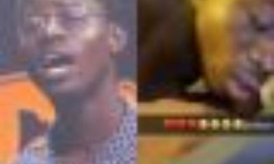 Twitter Users Roast And Blast Sammy Of KNUST As Others Call him F00L After His Embarrassing Appearance On Date Rush