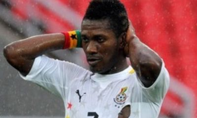 Former Black Stars Captain, Asamoah Gyan To Face Court Over Rape