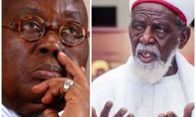 Ramadan: The Corruption Is Too Much In Ghana, Deal With It – Chief Imam Boldly Tells Akufo Addo