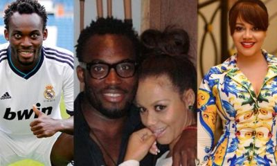 What Happened Between You And Nadia Buari: Micheal Essien Is A Gαy – Popular Prophet Of God Boldly Alleges