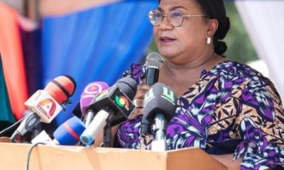 Good News: Office Of The First Lady Boldly Writes To Ghanaians - Full Statement
