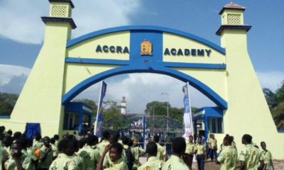 I Didn't Want To Go To School, My Parents Forced Me Into It – Accra Academy Student Who Allegedly Burnt Dormitory Speaks