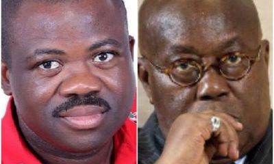 Akufo Is An Expert When It Comes To Stealing: I Love How He Steals - NDC's Joshua Akamba