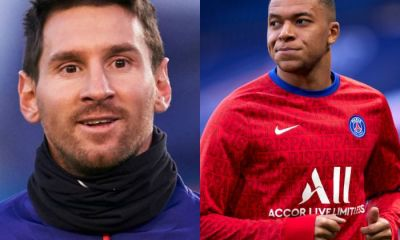 I Cannot Play With Messi – Mbappe Warned As He Refuse To Renew His Contract