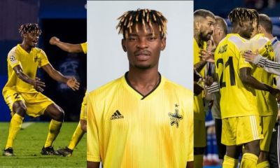 Sheriff FC Midfielder Edmund Addo Called To Play For The Black Stars Of Ghana