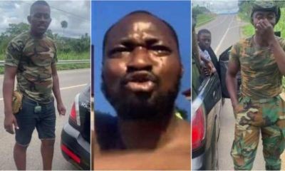 Funny Face Finally Arrested For Threatening To Kill His Ex-Wife