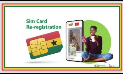 Easy Guide On How To Re-register Your Sim With Ghana Card In The Comfort Of Your Home