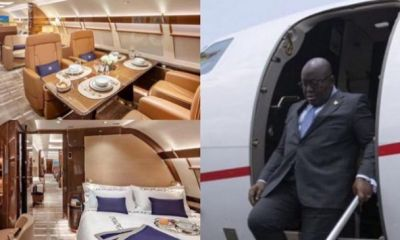 What A Shock! See How Much Akufo-Addo Has Spent On Private Jets Alone Within 6-Months