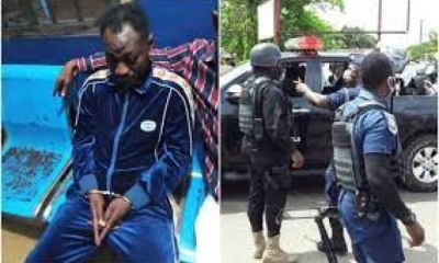 Full Details Of Funny Face's Arrest; Psychiatric To Be Conducted