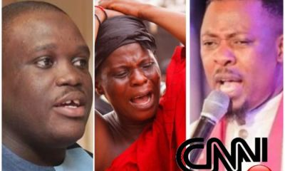 In My Dreams, I Saw Sam George With His Hands On His Head Crying – Prophet Nigel Gaisie Drops A Shocking Prophecy