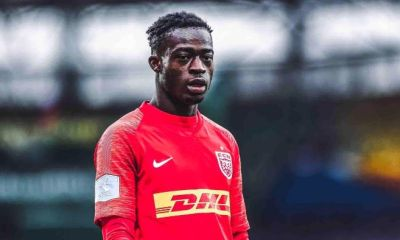 VIDEO: Watch Highlights Of How Kamaldeen Sulemana Inspired Stade Rennais To Victory Against PSG
