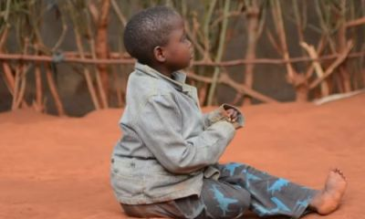 I Know I Will Walk When Jesus Returns: Meet The Girl Who Hasn't Walked For 12-Years