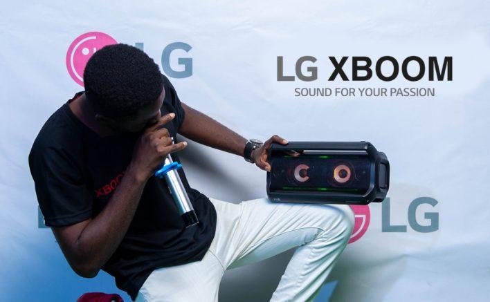 LG Ghana XBOOM X Party