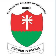 St. Francis College of Education Admission Form
