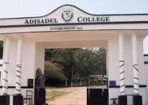 Adisadel College Admission Requirements