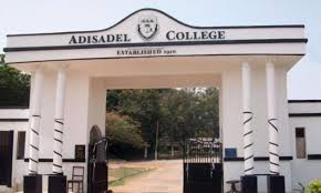Adisadel College Fees