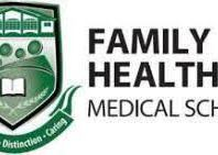 Family Health University College Admission Form