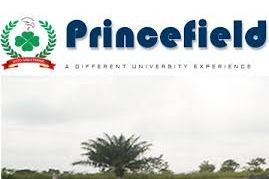 Princefield University College Admission Form