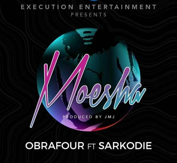 "Obrafour features Sarkodie on ""Moesha"""
