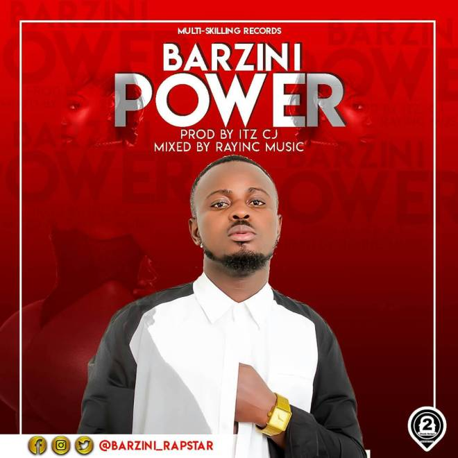 "Barzini's ""Power"" cover"