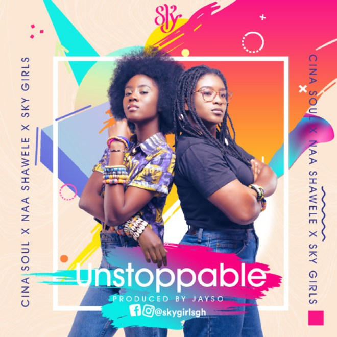"""Cina Soul's """"Unstoppable"""" cover"""