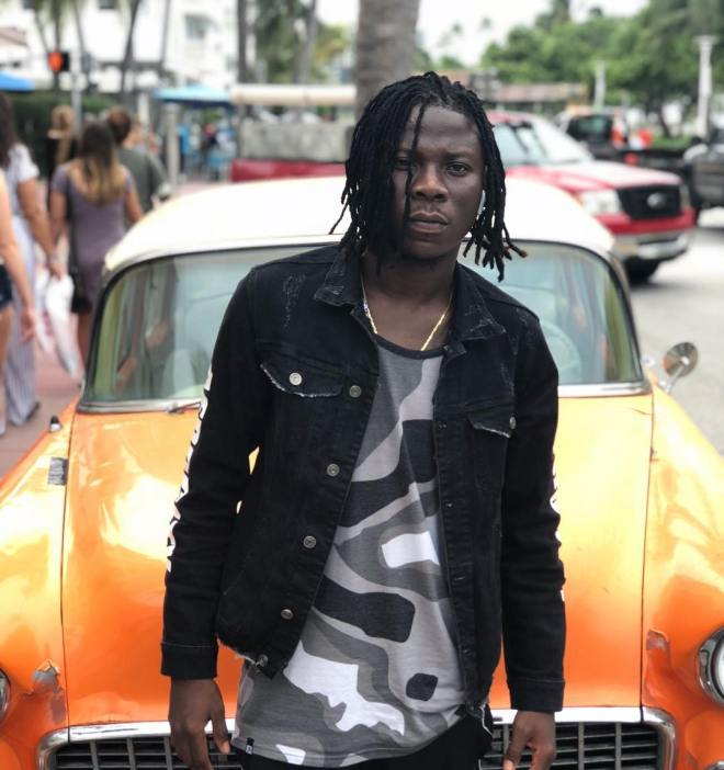 Stonebwoy signed by Universal Music Group