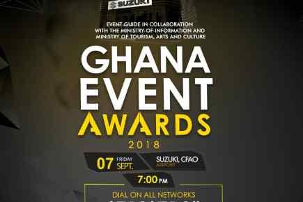 Image result for Ghana Event Awards 2018 images