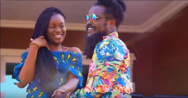 Ras Kuuku - I Love You video