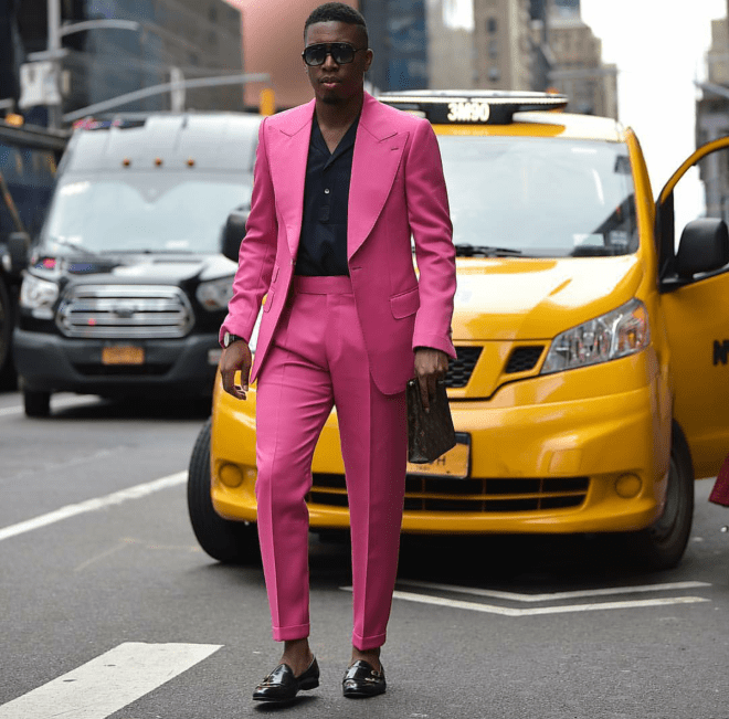 Suit style inspiration