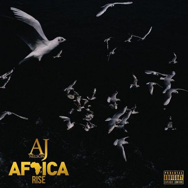 """AJ Nelson unveils """"Africa Rise"""" album cover"""