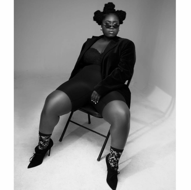 Lydia Forson totally slayed it in this look